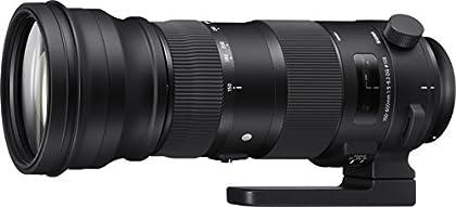 Sigma 740954 - Objetivo para cámara 150-600 mm F5-6.3 DG OS HSM (S) para Canon