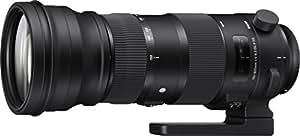 Sigma Obiettivo 150-600mm-F/5-6.3 Sport, DG OS HSM, Attacco Nikon, Nero