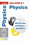 Grade 9-1 GCSE Physics AQA All-in-One Complete Revision and Practice (with free flashcard download) (Collins GCSE 9-1 Revision)