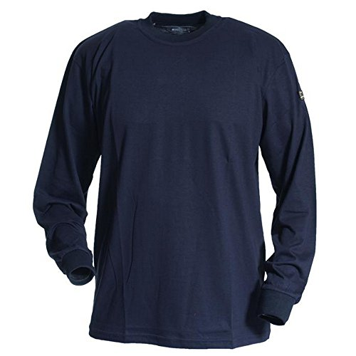 Tranemo (5949-89-03-xxl Größe 2X Große FR T-Shirt mit langen Ärmeln-Navy Blau - ärmel Lange 2x