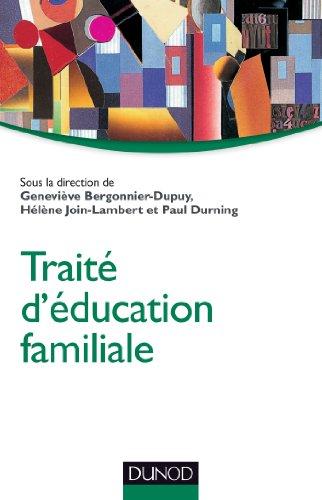 Traité d'éducation familiale (Psychologie cognitive)