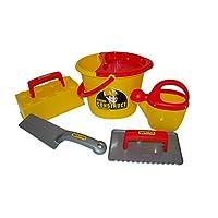 Wader Construction Truck Worker Bucket Set (6 Pieces)