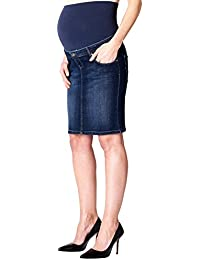 Noppies Damen Umstands Rock Skirt Dnm Otb Mid Bella