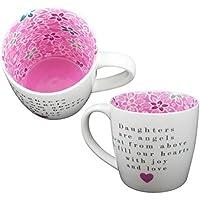 Mug ~ Ceramica tè/caffè ~ Inside Out Mug ~ FIGLIE SONO ANGELI