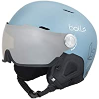 Bollé Might Visor Casques de Ski Blue Adulte Unisexe 59-62 cm
