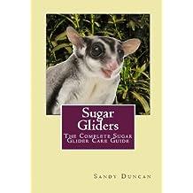 Sugar Gliders: The Complete Sugar Glider Care Guide (English Edition)