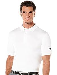 Callaway Men's Opti-Dri Short Sleeve Solid Polo