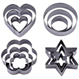 Perfect 12 Pcs Set Cookie Cutter by Perfect Pricee ™