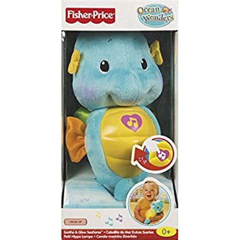 Fisher Price - Caballito de mar dulces sueños (Mattel DGH84)