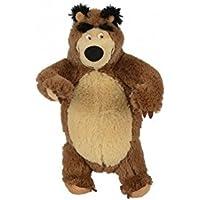 Simba 109301942 25 cm Masha Bear Plush Toy
