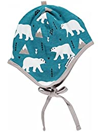 Maxomorra Baby Helmet Hat POLAR BEAR