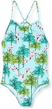 Esprit Cappa Beach Yg Swimsuit Traje de baño de una Sola Pieza para Niñas