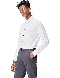hot sale online 044b2 573f9 Amazon.it: camicia bianca uomo - Camicie da cerimonia ...