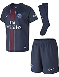 Nike 2016/2017 Psg Stadium Home Ensemble de Football Enfant