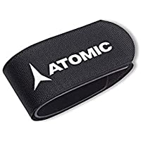 ATOMIC Sporttasche Skisack Nordic 1 Pair Ski Sleeve 40 Liters Schwarz Black AL5011110