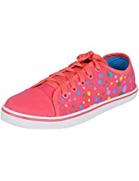 fd4af7f8882 Georgie Porgy Women s Sneakers Girls Canvas Shoes Espadrilles Sports and  Outdoor Trainer UK Size 3.5-