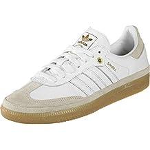 reputable site 608c5 b9fb0 adidas Damen Samba Og W Relay Fitnessschuhe weiß