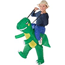 Hinchable Dinosaurio Infantil Disfraz