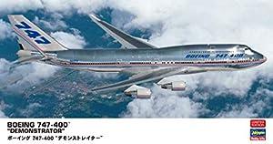 Hasegawa 010832 1/200 Boeing 747-400 Demonstrator - Maqueta de avión