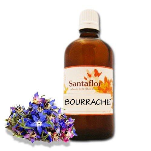 Santaflor - Huile végétale Bourrache100 ml Spray