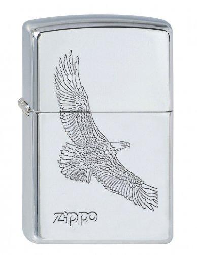 Zippo 1110001 Nr. 250 Eagle Chrome
