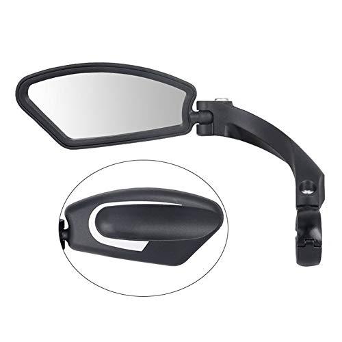FairOnly Universal Fahrradspiegel aus Edelstahl für Lenker und Fahrräder, sicherer Rückspiegel, HF-MR080L