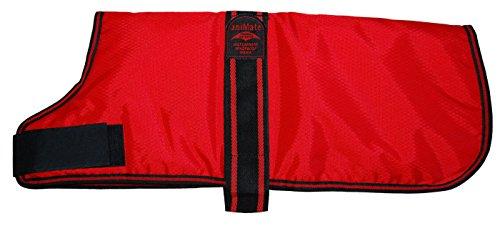 Animate Padded Dog Coat, 20-inch, Red 1