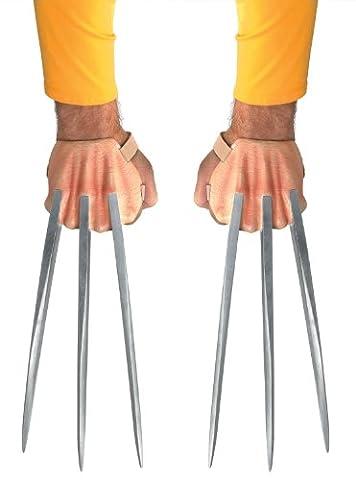 Disguise Wolverine Adamantium Claws (Die X-men Kostüme)