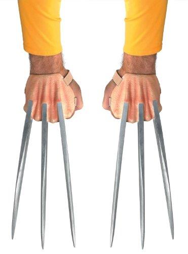 Disguise Wolverine Adamantium (X Wolverine Men Kostüm)