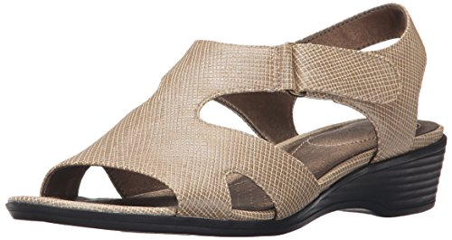 Life Stride Mary Synthétique Sandales Lt Gold
