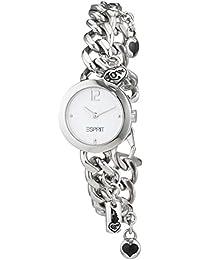 Esprit Damen-Armbanduhr Analog Quarz Edelstahl ES2ED72.6130.L91
