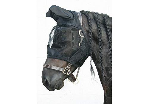 Harry\'s Horse Fliegennetz Gesichtsmaske Flyshield - Size S