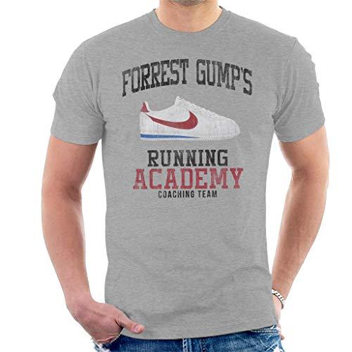 Forrest Gumps Running Academy Coaching Team Men's T-Shirt -