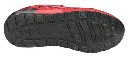 gibra , Chaussures de course pour homme Rouge