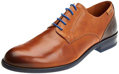 Pikolinos Herren Bristol M7J Oxfords, Braun (Brandy), 44 EU (Brandy Schuhe)