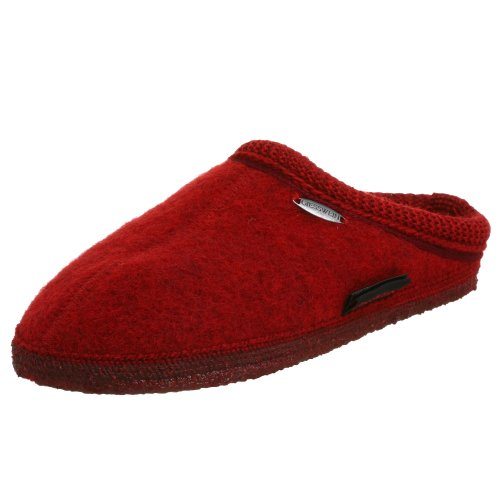 Giesswein 46277 Ammern, Chaussons mixte adulte Rouge-TR-SW32