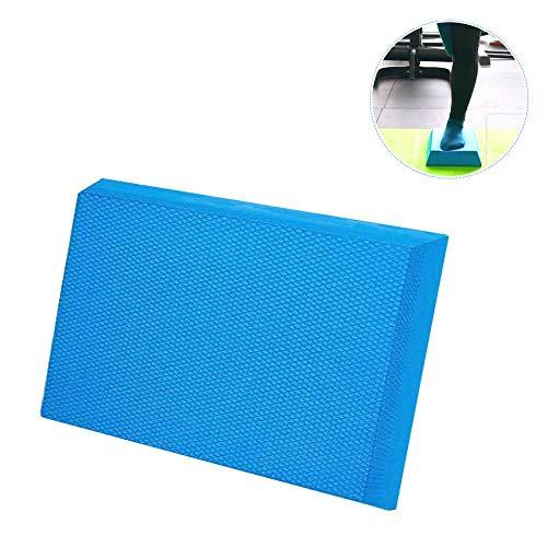 Balance Foam Pad Matten Trapez Yoga Massage Balance Kissen, Schweißbeständiges Stabilitäts Foam Trainer Kissen, Ausgleichende Stabilisierungspads Core Workout, Yoga, Knie Reha, Fitnesstraining & Mehr