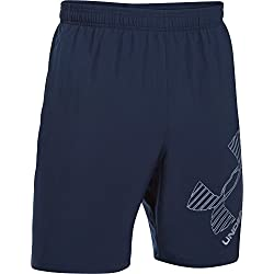 Under Armour Ua 8 Woven Graphic Short, Pantalón Corto Para Hombre, Azul (Navy), M