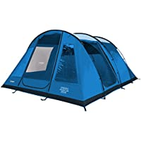 Vango Odyssey Deluxe Family Tunnel Tent, Sky Blue, Size 600