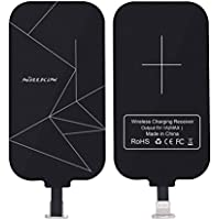 Wireless Ladegerät fur iPhone, Wireless Charging Receiver, Nillkin Magic Tag Qi Wireless Ladegerät Empfänger Patch Modul Chip für iPhone 7/ 6/ 6s/ 5/ 5S/ SE