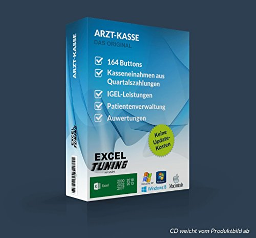 Excel-Tuning Arzt-Kasse (Praxis-kasse)