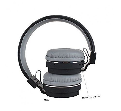 98fd88592a1 Generic Sh12 Wireless Bluetooth Headphone with FM and SD Card Slot Best  Qulaity.
