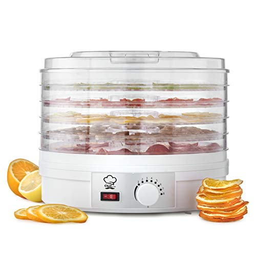 MisterChef® Food Dehydrator, 250...