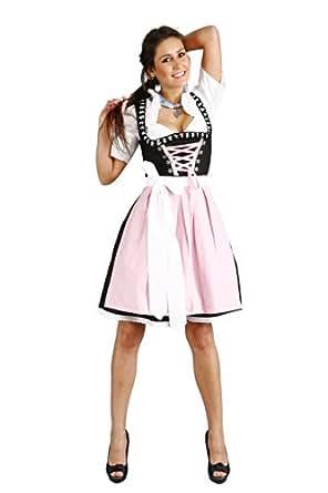 Trachtenpoint dirndl f6965 abito tradizionale in 3 pezzi for Amazon offerte abbigliamento