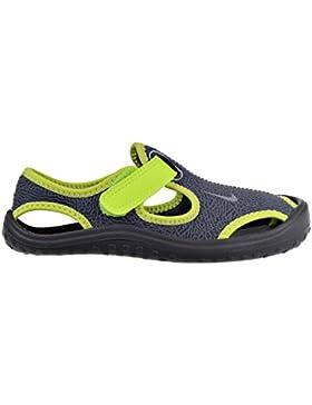 Sandalen/Sandaletten Jungen, color Grau , marca NIKE, modelo Sandalen/Sandaletten Jungen NIKE SUNRAY PROTECT,...