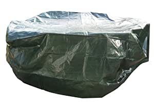 Charles Bentley Garden Large Tarpaulin Garden Furniture Patio Set Cover