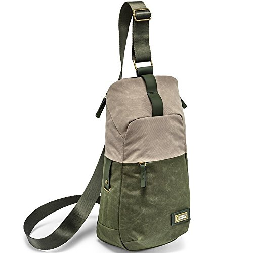 National Geographic NG RF 4550 Rainforest Slingtasche Mehrfarbig