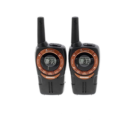 Used, Cobra SM662 C Walkie Talkie with 8km Range, Power Saving for sale  Delivered anywhere in UK