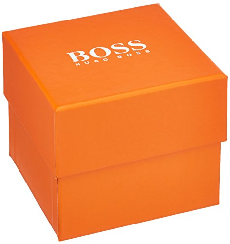 BOSS Orange Herren-Armbanduhr NEW YORK Multi Analog Quarz Edelstahl beschichtet 1513157