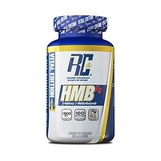 RCSS HMB-XS fettfreie Muskelmasse schnellere Regeneration Training Bodybuilding 100 Kapseln…